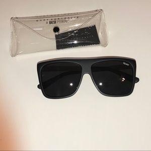 Quay x Desi OTL II Sunglasses